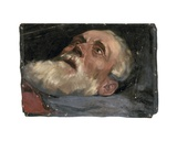 Head of an Old Man (Study) 1882 Giclee Print by Jan Theodore Toorop