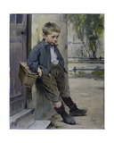 Out of the Game Giclee Print by Jules Jean Geoffroy