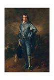The Blue Boy, C.1770 Giclee-trykk av Gainsborough, Thomas