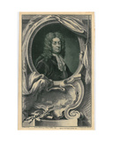 Edward Russell, Earl of Orford, C.1742 Giclee Print by Jacobus Houbraken