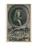 Frederick, Duke of Schomberg, 1739 Giclee Print by Jacobus Houbraken