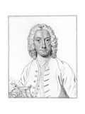 John Hervey, Baron Hervey of Ickworth Giclee Print by Jean-Baptiste van Loo