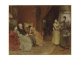 Portrait of the Joseph Family, 1890 Giclee Print by Sir William Quiller Orchardson