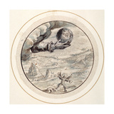 Hand with Celestial Spehere, Early 17th Century Giclee Print by Crispin I De Passe