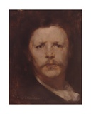 Self Portrait, 1887 Impression giclée par Eugene Carriere