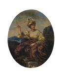 Circe Giclee Print by Giovanni Benedetto Castiglione