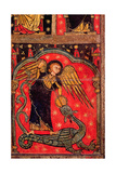 St. Michael Fighting the Dragon Giclee Print
