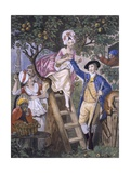 Autumn, Negro Servant, C.1780 Giclee Print by John Collet