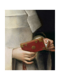 Portrait of the Artist's Sister in the Garb of a Nun (Detail) Giclee Print by Sofonisba Anguissola