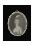 Queen Marie Antoinette, C.1790 Giclee Print by Francois Dumont