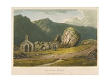 The Bowder Stone, Keswick, Cumbria Giclee Print by William Green
