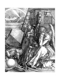 Melancholia, 1514 Giclee Print by Albrecht Dürer or Duerer