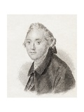 George Steevens, 1825 Giclee Print