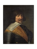 Sir Daniel Balfour, C.1635 Giclee Print by Jan Anthonisz van Ravesteyn