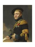 Portrait of the Artist's Son, Antoine-Louis Regnault Giclee Print by Jean-Baptiste Regnault