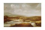 Landscape Giclee Print by Jan van der Meer