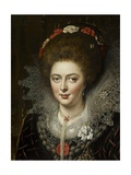 Portrait of a Lady, Possibly a Member of the Le Croy Family Giclee Print