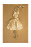 Little Dancer, 1875 Giclee Print by Edgar Degas
