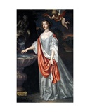 Diana Bruce, Countess of Rutland Giclee Print by Sir Peter Lely