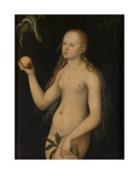 Eve Giclee Print by Lucas Cranach the Elder