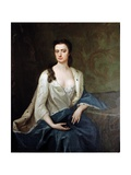 Bridget Sutton, 3rd Duchess of Rutland Giclee Print by Sir Godfrey Kneller