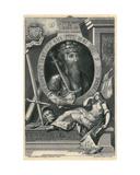 Edward III Giclée-Druck von George Vertue