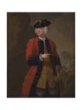 Portrait of the Rt. Hon. Richard, 3rd Viscount Molesworth Giclee Print by Anthony Lee