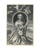 William II Rufus Giclee Print by George Vertue