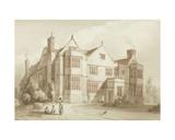 Whitten Court, Near Ludlow Giclee Print by Henry Brian Ziegler