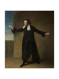 Charles Macklin as Shylock in Shakespeare's 'The Merchant of Venice', Covent Garden, C.1768 Giclee Print by Johann Zoffany