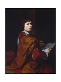 Self-Portrait, C.1665 Giclee Print by John Greenhill