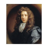 John Somers, Baron Somers, 1680s Giclee Print by John Riley