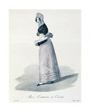 Parisien Corset Maker, C.1830 Giclee Print by Louis-Marie Lante