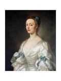 Elizabeth Drake Giclee Print by Isaac Whood