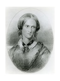 Charlotte Bronte, Engraved by James Charles Armytage, C.1850 Giclee Print by George Richmond