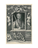 William the Conqueror Lámina giclée por George Vertue