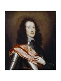 Richard Lovelace, C.1645/6 Giclee Print by William Dobson