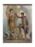 Perseus and Andromeda, C.1840 Giclee Print by O. Liberti