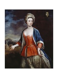 Dorothy, Lady Townshend, C.1718 Giclee Print by Charles Jervas