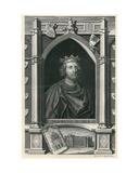 Henry III Giclée-Druck von George Vertue