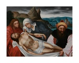 Lamentation of Christ Giclee Print by Quentin Massys or Metsys