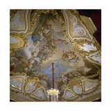 Ceiling Paintings. Royal Palace of El Pardo. Spain Giclee Print