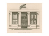 Chemist's Shop, Great Russell Street, Bloomsbury Giclee Print by Nathaniel Whittock