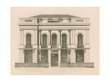 Shop Front for Hancock and Dixon, Pall Mall East, London Giclee Print by Nathaniel Whittock