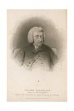 William Vincent, Dd, Dean of Westminster Giclee Print by Henry Edridge