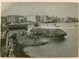 Cleopatra's Needle Leaving Alexandria Photographic Print