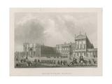 Buckingham Palace Giclee Print