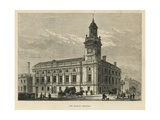 Holborn Town Hall, London Giclee Print