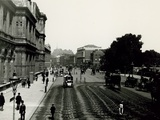 General View of Whitehall Photographic Print
