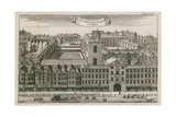 St Bartholomew's Hospital, Smithfield Giclee Print